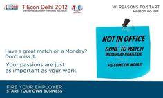 TieCon Delhi