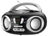 Rádio Portátil Mondial FM 6W CD Player - Display Digital NBX-13 Entrada USB