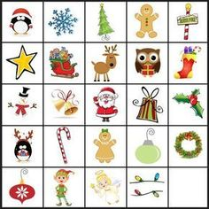 If you're looking for easy holiday party games to keep the kids entertained, print these games! Christmas Bingo, I Spy, Don't Eat Pete, & Christmas Memory. Christmas Crafts For Kids To Make, Preschool Christmas, Christmas Activities, Kids Christmas, Holiday Crafts, Christmas Cards, Vintage Christmas, Christmas Bingo Game, Printable Christmas Games