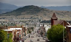 Butte, Montana - The richest hill on Earth.