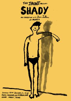 In conjunction with Jean Jullien& (April 2016 cover artist) trip to Marfa, Texas for the Jaunt, an exhibition of drawings will be opening on Sunday,. Marfa Texas, Central Saint Martins, Royal College Of Art, Children's Book Illustration, Watercolor And Ink, Cute Wallpapers, Inspiration, Sunday, Posters