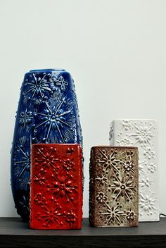 Mid Century Ceramics | Scheurich Kosmos