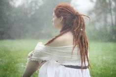Goooorgeous Red Dreads!!!!