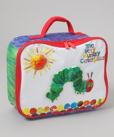 Look at this The Very Hungry Caterpillar Lunch Box on #zulily today!
