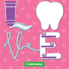 Treat your mouth well with proper care - daily flossing, twice daily brushing and visiting your dentist! #DeltaDental