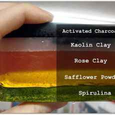 Natural Colorants For Melt And Pour Soap