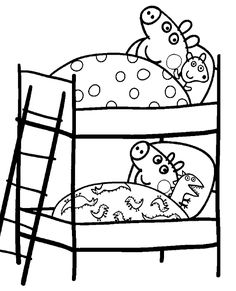 peppa pig coloring pages for kids and parents, free printable and online coloring of peppa pig frog pictures Peppa Pig Coloring Pages, Coloring Pages To Print, Printable Coloring Pages, Coloring Pages For Kids, Coloring Sheets, Coloring Books, Peppa Pig Drawing, Felt Quiet Books, Color Pencil Art