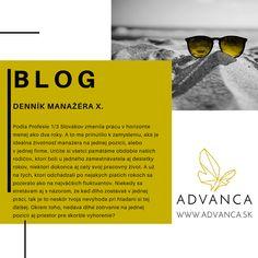 Blog, ktorý ponúka tipy a praktické rady pri riadení a vedení ľudí. Denník manažéra X. sa zameriava na tému talentov v sebe, sebarozvoj a kariérny posun. Odísť z práce alebo zostať? Rady poskytujú psychológovia dlhodobo pôsobiaci v pracovnej sféra a v korporátoch z rôznych odvetví. Mirrored Sunglasses, Blog, Blogging