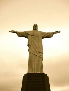 Visit Christ our Redeemer, Rio, Brazil
