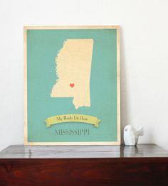 My roots lie in MS