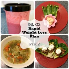 First Time Mom and Losing It: Dr. Oz Rapid Weight Loss Plan Part 2: One month and one week down!