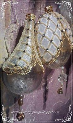 Inspiracje z duszą : Złote glamour