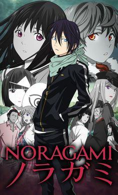 noragami poster - Google Search