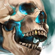 VK is the largest European social network with more than 100 million active users. Skull Artwork, Skull Painting, Skull Tattoos, Body Art Tattoos, Airbrush Skull, Skull Reference, Totenkopf Tattoos, Skull Pictures, Skull Illustration