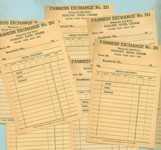 vintage forms - Google Search