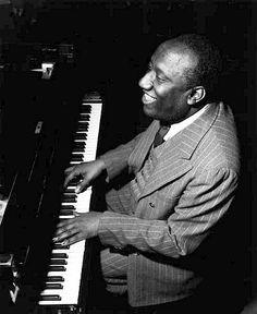 James P. Johnson, circa '45