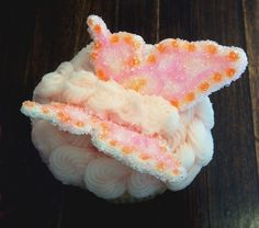 Shimmering Butterfly Cupcake made by 350 Classic Bakeshop in Mamaroneck , NY