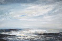 "Saatchi Art Artist Leila Godden; Painting, ""Coastal Intervention 642"" #art"