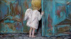Prica o Raju i Paklu Matthew Bible, Illustrations Posters, Amazing Art, Folk Art, Beautiful Pictures, Photo Wall, Artsy, Drawings, Painting