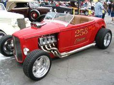 HotRod HotLine ~ 40th Annual Roadster Show & Swap Meet ~ June 2004
