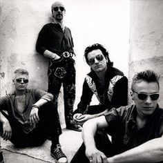 U2 will always be one of the most important bands in my life as they've provided its main soundtrack.  Their lyrics have influenced me more than any other and Bono is my hero.  http://www.U2.com