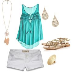 <3, created by adriannagrimes on Polyvore