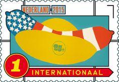 Hotdog http://collectclub.postnl.nl/postzegelvel-grenzeloos-nederland-2015-usa-architectuur.html