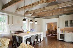 Renovated: kitchen addition