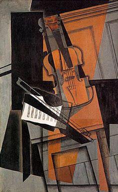 schilderij viool - Google zoeken