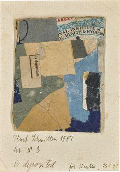 Modern Art, Contemporary Art, Kurt Schwitters, Impressionist, Magazine Art, Red Stripes, Art Market, Art Day, Auction