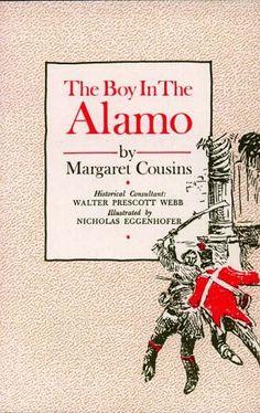 The Boy in the Alamo by Margaret Cousins http://www.amazon.com/dp/0931722268/ref=cm_sw_r_pi_dp_1Kv7tb1K55SDP