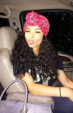 17 Superb Bandana Hairstyles For Black Girls 20 Gorgeous Ban. - 17 Superb Bandana Hairstyles For Black Girls 20 Gorgeous Bandana Hairstyles For - Cute Bandana Hairstyles, Curly Weave Hairstyles, Headband Hairstyles, Pretty Hairstyles, Curly Hair Styles, Natural Hair Styles, Hairstyles 2018, Curly Hair Headband, Girl Hairstyles