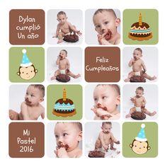 Cake mash Session, baby's first birthday