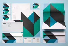 Living furniture store | Identity
