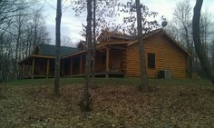 Coventry Log Homes   Our Log Home Designs   Craftsman Series   The Woodsman