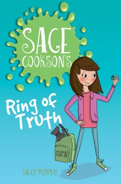 Sage Cookson series by Sally Murphy Sage Books, Australian Authors, New Series, Family Guy, Learning, Fictional Characters, Fantasy Characters, Griffins, Education