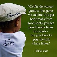 True words, for my boys