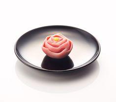 花そうび Hana soubi - Rose wagashi