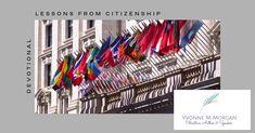 Citizenship Lessons on Turning Mountains into Molehills Luke 12 48, Citizenship Lessons, Salvation Prayer, Gospel Of Luke, Inspirational Blogs, Good Citizen, Love The Lord, Prayer Request, Christian Women