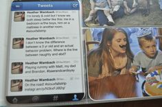 Use tweets as #journaling in your #projectlife like Heather Wambach