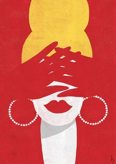 THINKING ABOUT PEDRO A. by Joanna Gniady, via Behance