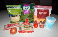 Corn tortilla bake diabetic friendly vegetarian foodie delight fast cheap easy no trouble dinner idea