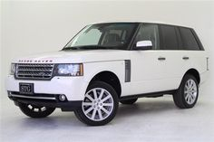Come to #STGAutoGroup and take this 2010 #LandRover #RangeRover for a test drive today! #STG #Luxury #DreamCar