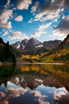 Colorado Rockies - So picturesque, so beautiful. Spent a whole day sight seeing.