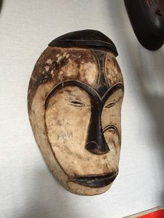 A personal favorite from my Etsy shop https://www.etsy.com/listing/231105843/african-mask