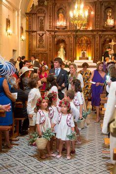 La boda de Pipi y Nacho en Galicia ©Elena Arroyo