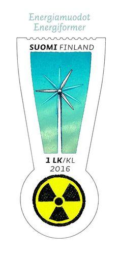Ydinvoima ja tuulivoima.
