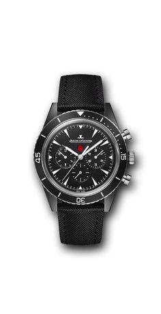 Jaeger-LeCoultre Deep Sea Chronograph Cermet - Jaeger-LeCoultre