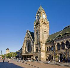 Metz - Moselle  - gare