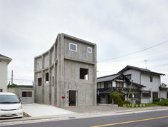 open house Hiroshima by supposed architects